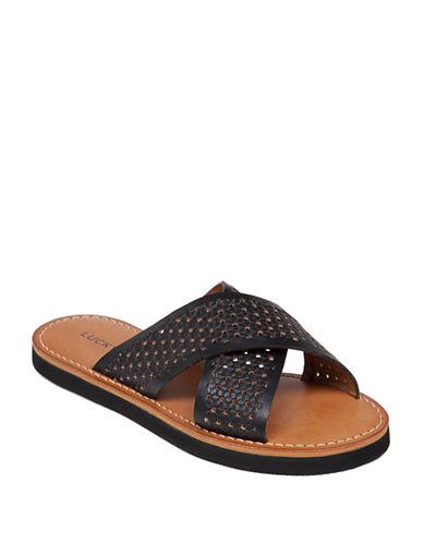 LUCKY BRANDDadeen Leather Sandals