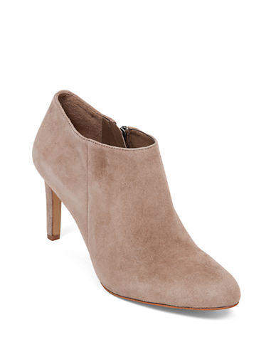 Shop Vince Camuto online and buy Vince Camuto Corra Suede Booties shoes online