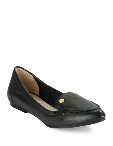 LOUISE ET CIE Dariela Leather Loafers