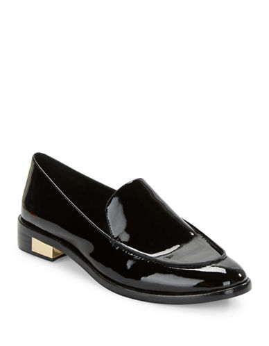 VINCE CAMUTO SIGNATURE Farva Leather Loafers