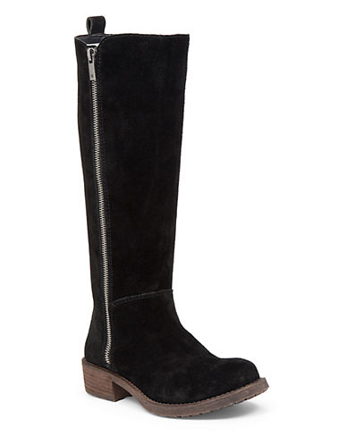 Buy Desdie Suede Boots by Lucky Brand online