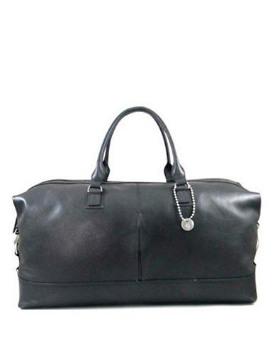 JOHN VARVATOS U.S.A.Leather Duffel Bag
