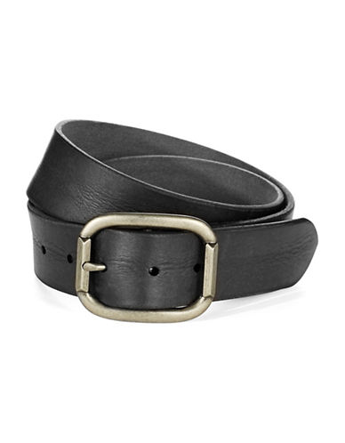 JOHN VARVATOS U.S.A.Leather Belt