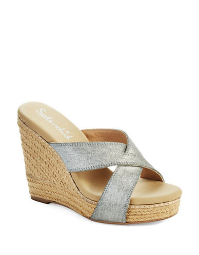 SPLENDID Kalypso Wedge Sandals