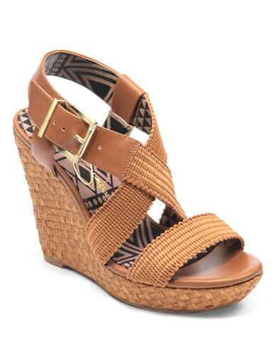 Jessica Simpson Shoes, Catskill Platform Wedge Sandals Women's Shoes