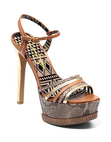 JESSICA SIMPSONSkye High-Heel Platform Sandals