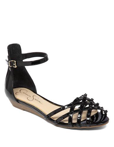 JESSICA SIMPSONEssty 2 Patent Sandals