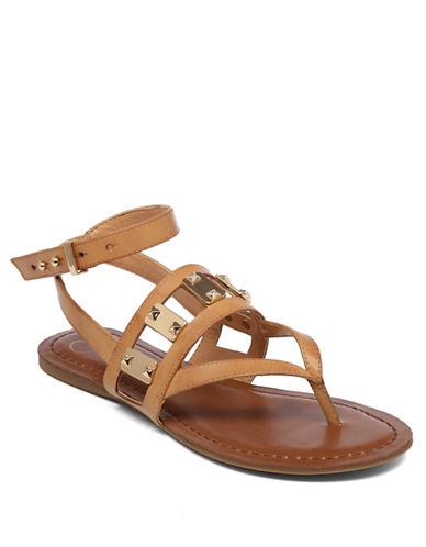 JESSICA SIMPSONRaggertie Leather Sandals
