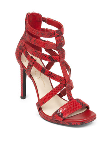 JESSICA SIMPSONMarthena Heeled Sandals