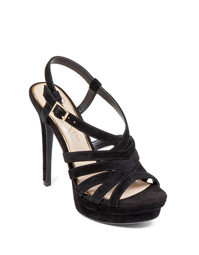 JESSICA SIMPSONPeace Strappy High-Heel Sandals
