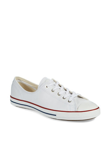 CONVERSELeather Sneakers