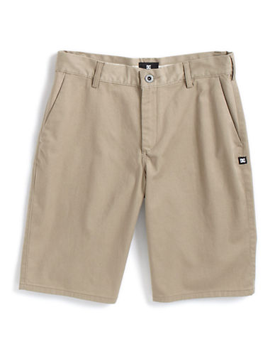 DC SHOES Boys 8-20 Worker Shorts