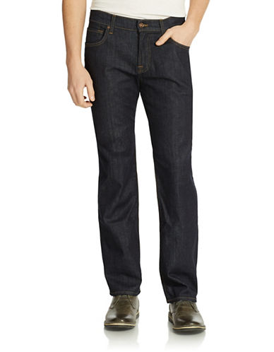 7 FOR ALL MANKIND Carsen Straight-Leg Jeans