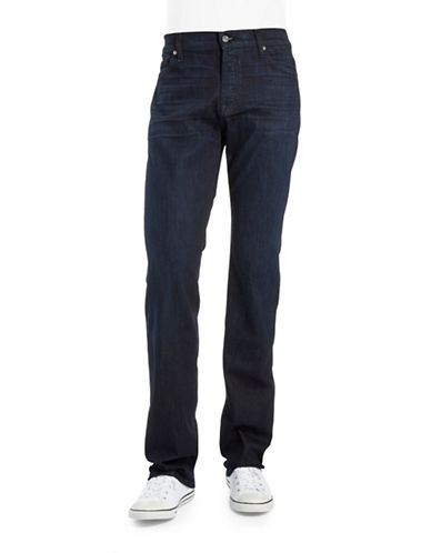 7 FOR ALL MANKIND Dark Washed Jeans