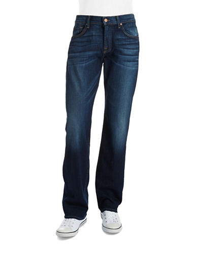 7 FOR ALL MANKINDRelaxed Straight Leg Jeans