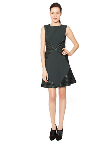 RAOULMarcelle Flounce Dress