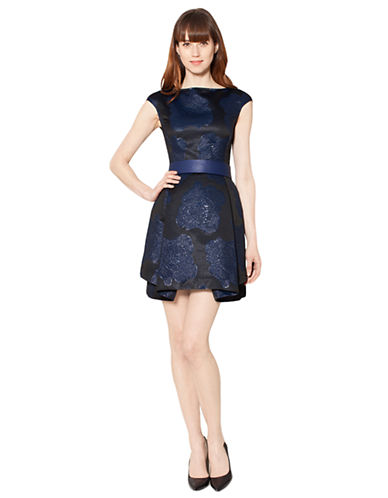 RAOULFrancis Belted Dress