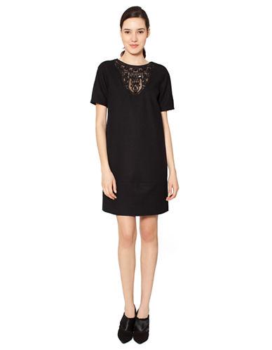RAOULNicolai Beaded Tee Shirt Dress