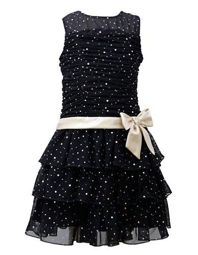 IRIS & IVYGirls 2-6x Tiered Dress