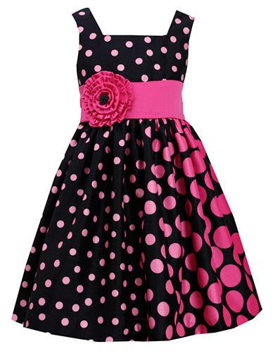 IRIS & IVYGirls 7-16 Polka Dot Party Dress