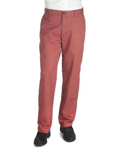DOCKERSClassic-Fit Saturday Cotton Chino Pants