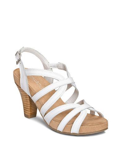 AEROSOLESHeadliner High-Heel Leather Sandals