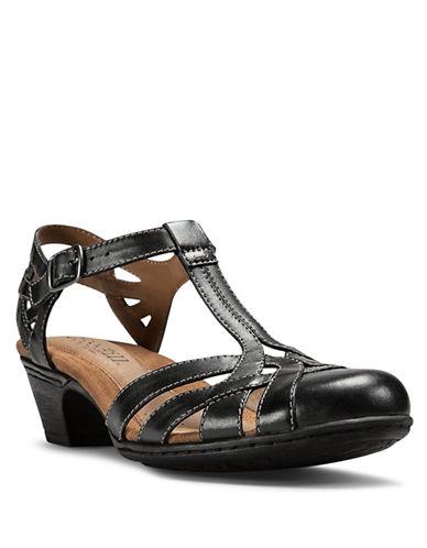 COBB HILLAubrey Strappy Leather Sandals
