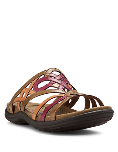 COBB HILL RevSwift Leather Sandals