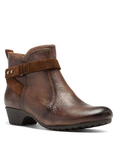 COBB HILLGinny Leather Ankle Boots