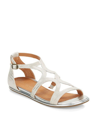 GENTLE SOULSOak Open Toe Gladiator Sandals