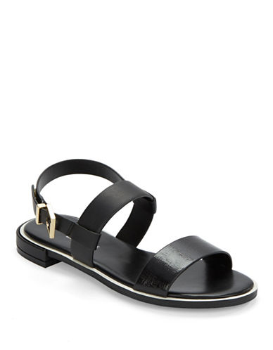 Kenneth Cole New York Nadia Leather Sandals