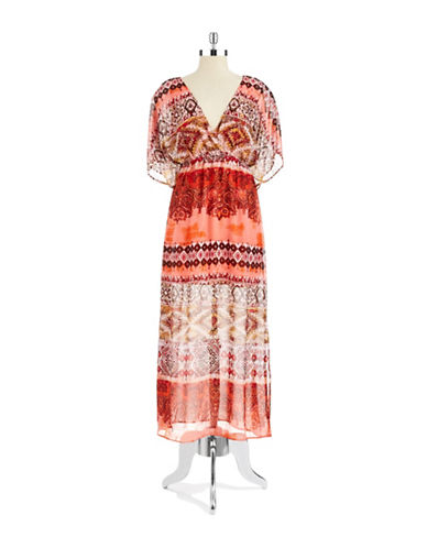 ROMEO AND JULIET COUTUREKimono Maxi Dress