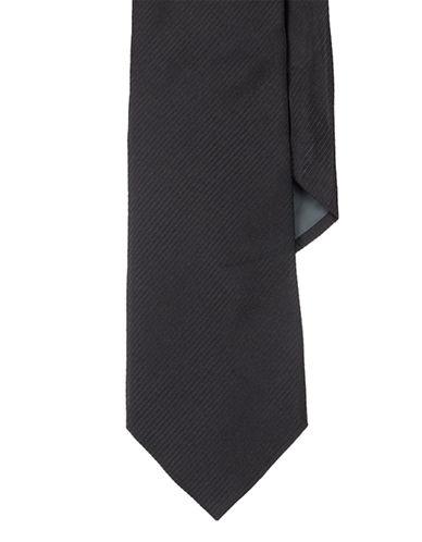 LAUREN RALPH LAURENSolid Textured Silk Tie