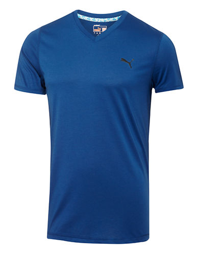 PUMA Essential Short Sleeve T Shirt