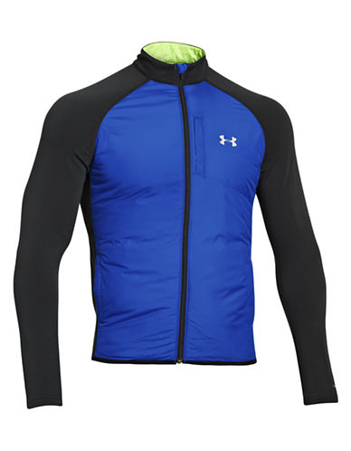 UNDER ARMOUR ColdGear; Infrared Insulated Golf Jacket