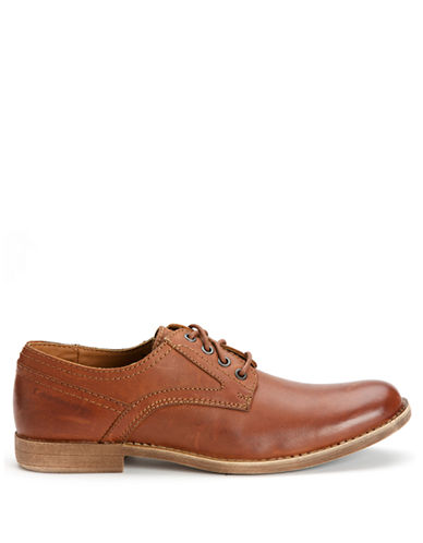 CALVIN KLEINParry Leather Oxfords