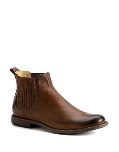 FRYEPhillip Chelsea Leather Ankle Boots