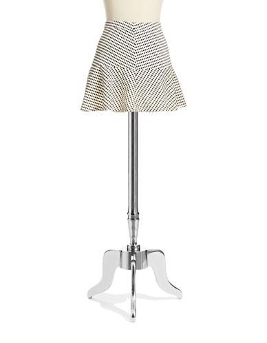 LUSHPatterned Skater Skirt