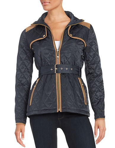 vince camuto female 201964 quilted zipup jacket
