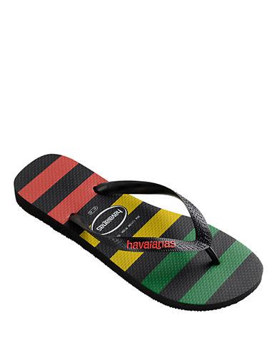 HAVAIANASRubber Stripe Thong Sandals