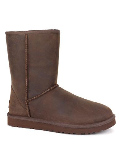 UGG AUSTRALIALadies Classic Short Leather Boots