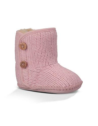 UGG AUSTRALIAPurl Faux Fur-Lined Knit Boots