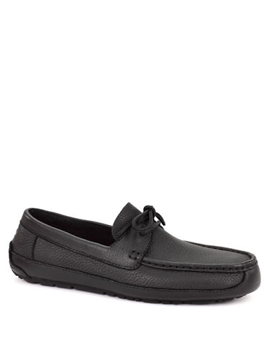UGG AUSTRALIA Mens Marlowe Leather Moccasins