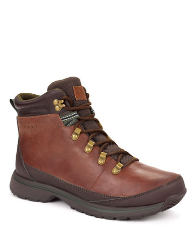 UGG AUSTRALIAMens Ellison Leather Ankle Boots