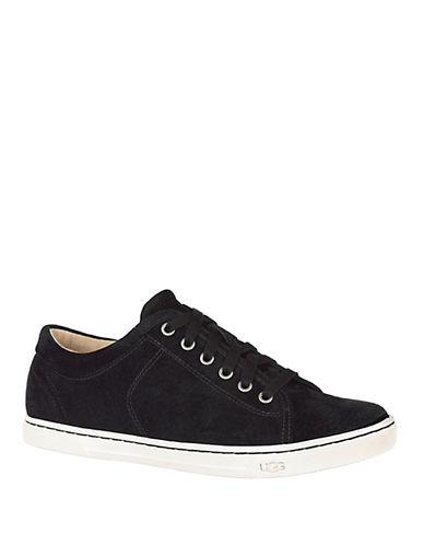 UGG AUSTRALIATomi Suede Sneakers
