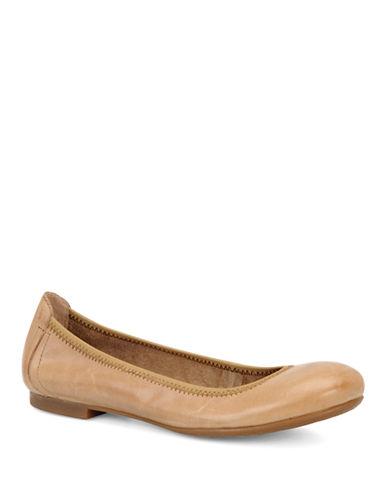 BORNJulianne Full-Grain Leather Flats