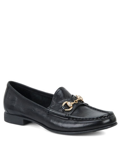 BORN Ardsley Leather Loafers