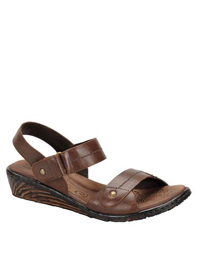 BORNDreamer Full-Grain Leather Sandals
