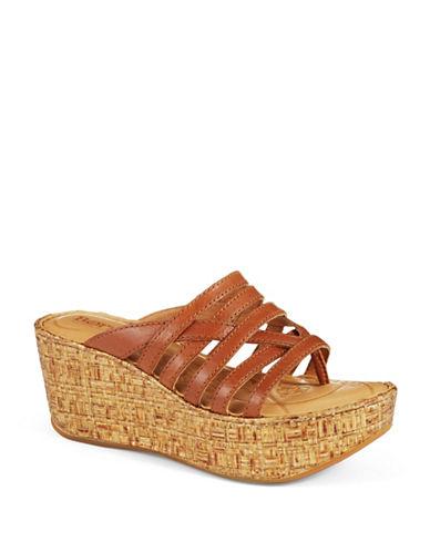 BORNHanae Platform Sandals
