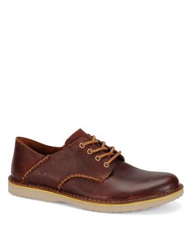 BORN SHOEGleason Leather Oxfords